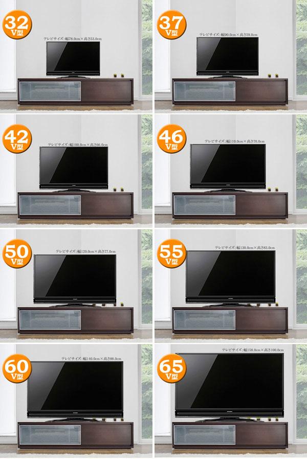 テレビサイズ表