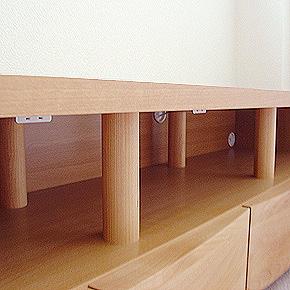 北欧デザイン テレビ台 支柱